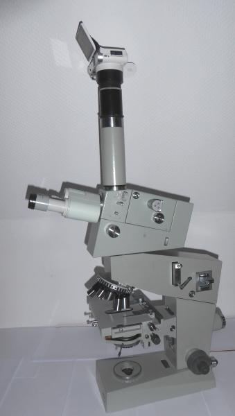 Auflichtmikroskop CZJ Epival